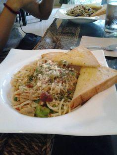 Farmhouse Hotel and Cafe's Spaghetti