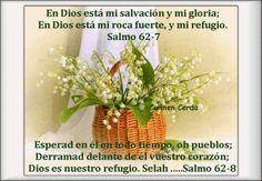 Mi Dios es mi salvacion