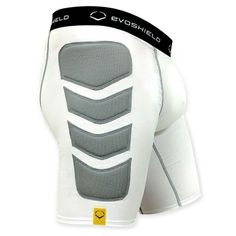 Evoshield A530 Compression Baseball Slider with Cup will keep you cool, dry, comfortable and protected!