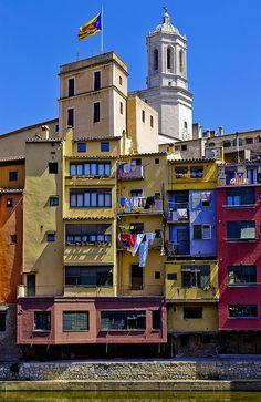 Girona, un far cap a la Independència! / Girona for a Free Catalonia!