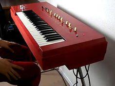 ヤマハコンボオルガン第一号と言われているA-3。エレクトーンという品名が付いていますがその後発売されるいわゆるエレクトーンとはコンセプトは異なります。ヤマ... Music Images, Yamaha, Piano, Music Instruments, Musical Instruments, Pianos