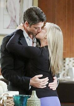 DVR ALERTS: Monday: EJ and Sami build their relationship on more solid grounds. #EJami #DAYS