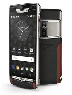 Vertu Signature Touch for Bentley.