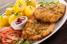 Salmon Burgers, Chicken Wings, Mashed Potatoes, Main Dishes, Pork, Food And Drink, Sweets, Vegan, Ethnic Recipes