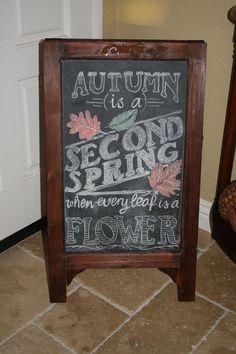 Image result for chalk sandwich board