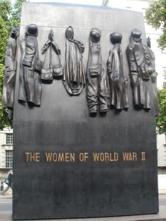 Women Of World War Two Memorial