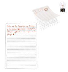 Kit Block Para Escribir -> http://www.masterwise.cl/productos/14-lenguaje-y-comunicacion/1884-kit-block-para-escribir
