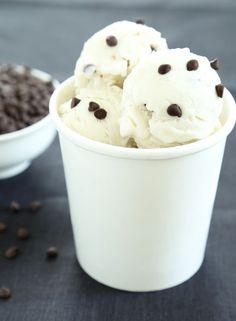 No Churn Dairy Free Ice Cream