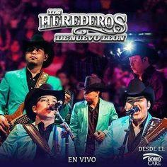 LOS HEREDEROS DE NUEVO LEON -EN VIVO DESDE EL DOMO CARE CD A : En Vivo 2013 - Sinaloa-Mp3