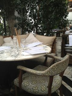 Cecconi's in West Hollywood
