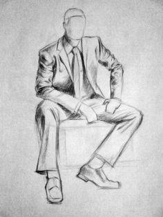 . - Human Figure Sketches, Human Sketch, Human Figure Drawing, Body Sketches, Figure Sketching, Art Drawings Sketches, Drawing Body Proportions, Body Drawing, Line Drawing