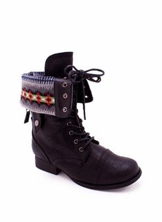 Combat boots - must have!