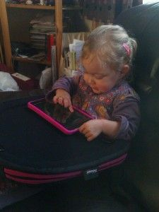 Great Facebook Feedback for our Buggy Tray