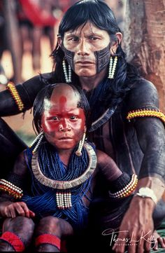 Kayapo Indians of Brazilian Amazon L'art Du Portrait, Portraits, Film Photography, Street Photography, Landscape Photography, Nature Photography, Fashion Photography, Wedding Photography, Xingu