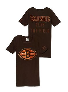 Cleveland Browns Bling Tee