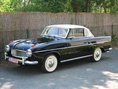 hansa cabriolet 1955