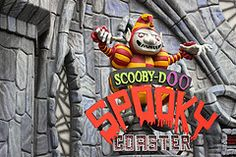 Scooby doo spooky coaster entrance scooby doo where are you warner bros movie world buy discount ticket prices map gold coast gumiabroncs Choice Image