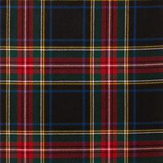 The Royal Stewart tartan generally referred to simply as the Royal Tartan, has been associated with the Royal House of Stewart for several centuries. Motif Tartan, Tartan Fabric, Tartan Pattern, Wool Fabric, Tartan Plaid, Textiles, Tartan Finder, House Of Stuart, Royal Stewart Tartan