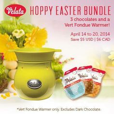 Hoppy Easter Bundle for a limited time Chocolate Cheese, Chocolate Fondue, Hoppy Easter, Online Gifts, Cooking Timer, Places To Visit, Projects To Try, Funny Pictures, Food
