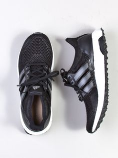 SEAWALL :: Adidas Collective J&D Ultra Boost, Black - Womens