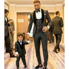 Cheap Suits, Buy Three pieces (pant+jacket+tie+vest) black suit formal for black man tuxedos for men mens prom suits groomsmen suits wedding Now Only USD Prom For Guys, Prom Suits For Men, Black Suit Wedding, Wedding Men, Wedding Tuxedos, Grey Tuxedo Wedding, Best Man Outfit Wedding, Luxury Wedding, Prom Tuxedo
