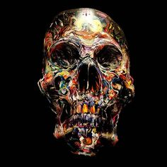 David Choe skullz.jpg (500×500)