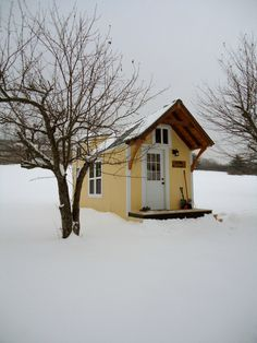 keep on the sunny side tiny house