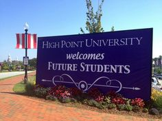 High Point University loves having future students on campus! HighPointUniversity (HighPointU) on Twitter