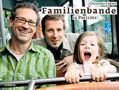 Das Buch porträtiert u.a. sechs Regenbogenfamilien,   darunter zwei lesbische Frauen, die in den 80er Jahren Kinder bekamen,   ein Lesben- und ein Schwulenpaar, die gemeinsam eine Familie gründen,   zwei Väter mit Adoptivtochter, einen Samenspender, der seine   Vatergefühle entdeckt und einen schwulen Transmann mit Kind.