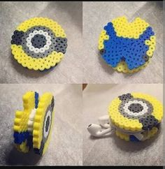 MINION EAR POHNE HOLDER