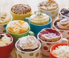 Sem tempo de cozinhar? Receitas de caneca podem ser a sua salvação, do café da manhã à sobremesa! - Fotos - R7 Receitas e Dietas