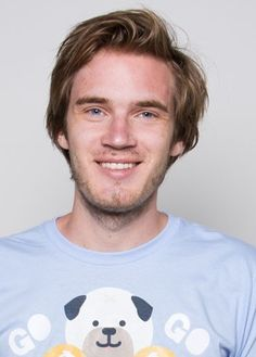 pewdiepie is my role model because he always makes me happy when im down and he inspired me to make my own youtube series