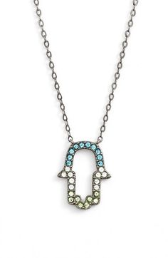 Nadri Spiritual Pendant Necklace available at #Nordstrom