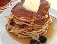 recetas para desayunos y brunch recetas fáciles de tortitas panckes recetas de tortitas americanas recetas con sirope de arce tortitas recetas con arándanos fáciles recetas americanas fáciles y rápidas postres delikatissen