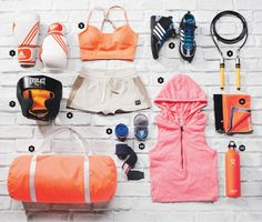 Boxing workouts sculpt strong arms and abs—and make you feel like a badass. Punch up your routine with the best gear.