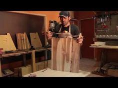 How to Make a Cajon in 9 minutes ( Como fazer um cajón em 9 minutos) - YouTube