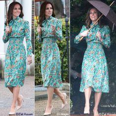 WhatKateWore.com (@WhatKateWore) on Twitter: Duchess of Cambridge, August 30, 2017