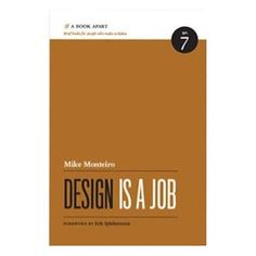 design is a job by mike monteiro