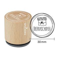 Woodies Stempe - Geschenk selber machen