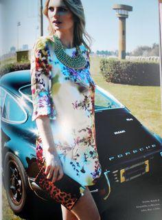Mars+Zorba chic (with an edge) leather goods Revista Porsche fashion editorial fashion leather handbags #porsche #cargirl