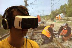 Virtual Reality im Personalmarketing: Beispiel Deutsche Bahn