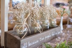 Baby's Breath are little whimsical flowers that pack a punch! These practical flowers, which symbolize everlasting love, are inexpensive and long-lasting . perfect for DIY'ers who want to make their own floral pieces for their wedding! Plum Wedding Flowers, Wedding Bouquets, Home Decor Shops, Diy Home Decor, Tipi Wedding, Countryside Wedding, Keep It Real, Toronto Wedding, Rustic Decor
