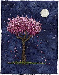 :: Crafty :: Stitch :: Moonlight Blossoms 6