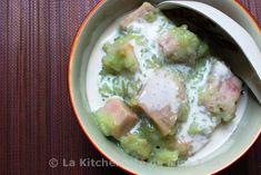 Porridge au taro Chè Khoai Môn de La Kitchenette de Miss Tâm