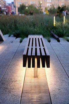 high line park bench - Pesquisa Google