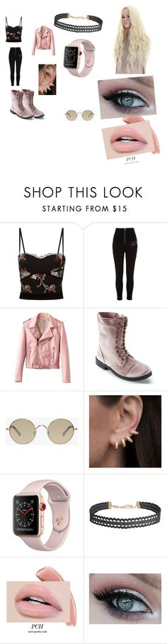 """""""Oc"""" by xxhybridprincessxx on Polyvore featuring La Perla, River Island, Chatties, Tura, Anne Sisteron and Humble Chic"""