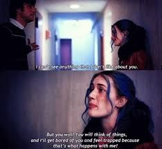 Resultado de imagem para eternal sunshine of the spotless mind quotes
