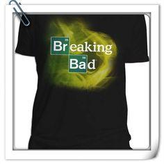 Breaking Bad Smoke Tee