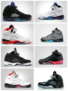 Lovely Air Jordan 5 Releases In 2013