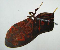 Shoe and spur 10-11th C, Opole, Poland